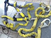 SALA STDS SAFETY HARNESS WITH LANYARD